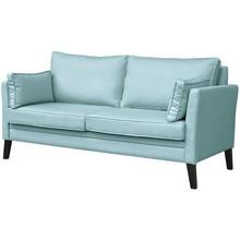 Sofa 3-osobowa HOLLY - miętowy