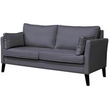Sofa 3-osobowa HOLLY - ciemnoszary