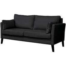 Sofa 3-osobowa HOLLY - grafitowy