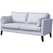 Sofa 3-osobowa HOLLY - jasnoszary
