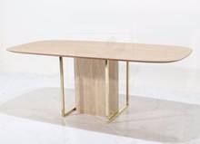 Stół DOCOLORA - marmur beżowy