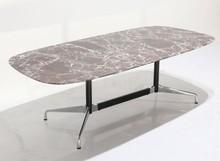 Stół z marmurowym blatem SANVER