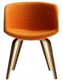 Elegancki fotel z podłokietnikami DANNY