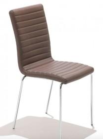 Krzesło z wysokim oparciem STAR MIDJ