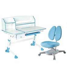 Amare II Blue with Drawer + Primavera II Blue