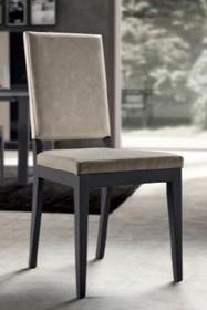 Krzesło tapicerowane KALI - beżowy