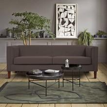 Sofa 3-osobowa AXEL - brązowy