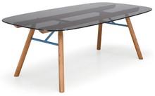 Szklany stół SUITE MIDJ