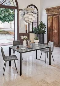 Stół ceramiczny BLADE XL 110x80 MIDJ