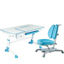 Amare Blue with Drawer + Primavera II Blue