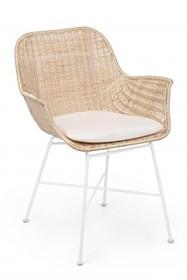 Krzesło ATICA BIANCO - biały
