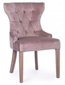 Krzesło AZELIA - wrzosowy