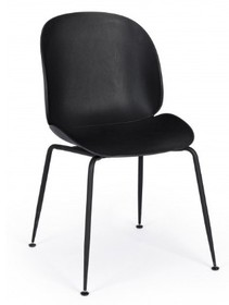 Krzesło ANTIGONE NERO - czarny