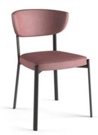 Krzesło tapicerowane TEDDY