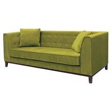 Sofa 3-osobowa LEYA - jasny zielony