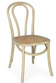 Krzesło CURVY - naturalny