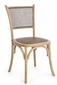 Krzesło CARREL - naturalny