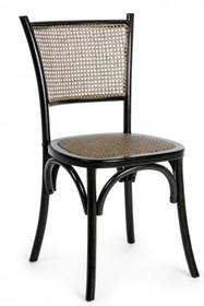 Krzesło CARREL - czarny
