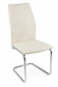 Krzesło LOUISE BIRCH - beżowy
