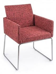 Krzesło SIXTY - czerwony
