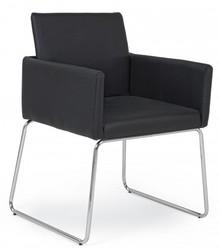 Krzesło SIXTY - czarny