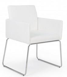 Krzesło SIXTY - biały