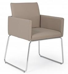 Krzesło SIXTY - taupe