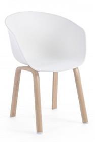 Krzesło NAPOLEON - biały