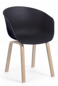 Krzesło NAPOLEON - czarny