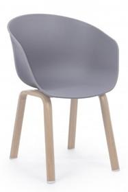 Krzesło NAPOLEON - szary