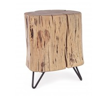 Drewniany taboret ARTUR