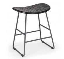 Drewniany stołek ADDISON