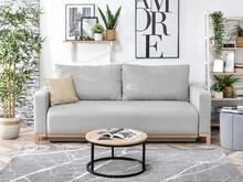 Sofa 3-osobowa tapicerowana SKANDYNAWIA