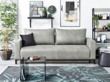 Sofa tapicerowana z funkcją spania SKANDYNAWIA