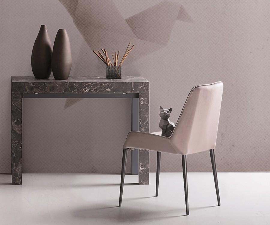 Konsola Stół Rozkładany Stół Jolly Do Jadalni Kuchni Do 250 Cm