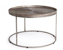 Stolik okrągły KALINDI 74