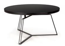 Stolik ZAIRA 70 - czarny