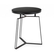 Stolik ZAIRA 40 - czarny
