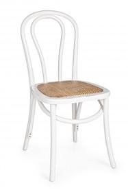 Krzesło CURVY - biały