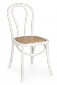 Krzesło CURVY - kremowy