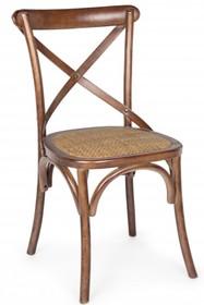 Krzesło CRO - brązowy