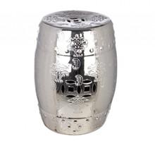 Stolik SFINGE DISCO - srebrny