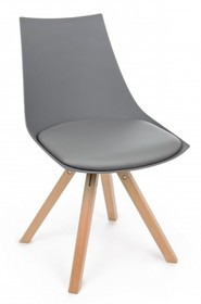 Krzesło MAYER - szary