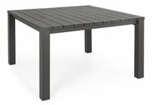 Stół ogrodowy SHARK 160x160 - antracyt