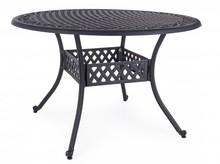 Stół ogrodowy IVREA 120 - antracyt