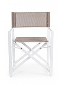 Krzesło reżyserskie TAY - brązowy