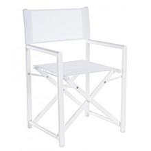 Krzesło reżyserskie TAY - biały