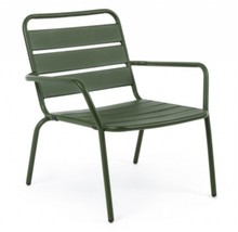 Fotel ogrodowy MARLYN - zielony