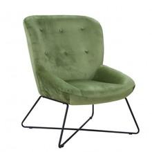 Fotel CHERYL - zielony
