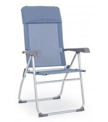 Krzesło rozkładane CROSS BLUE